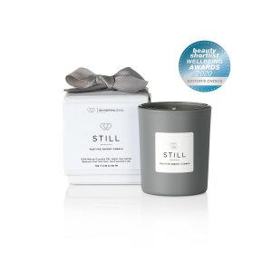 The Universal Soul Companies STILL Positive Energy Candle is awarded an Editors Choice in the Beauty Shortlist Wellbeing Awards 2020