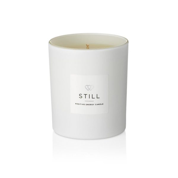 Positive Energy Candle STILL 30cl- The Universal Soul Company - Best Natural Candle