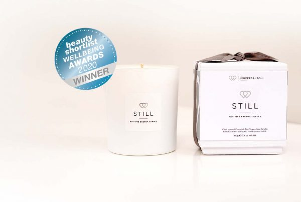 STILL-Positive-Energy-Collection-.The-universal-Soul-Company- Wellbeing Editors Choice Award winner 2020