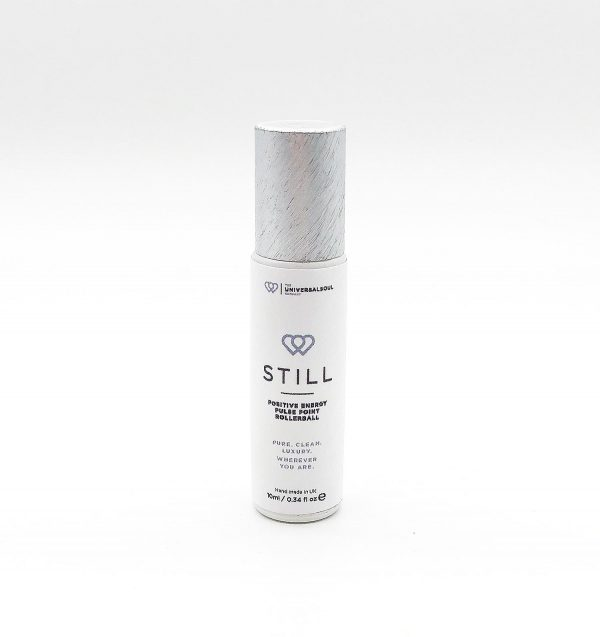 STILL – POSITIVE ENERGY PULSE POINT ROLLERBALL 10ML - The Universal Soul Company