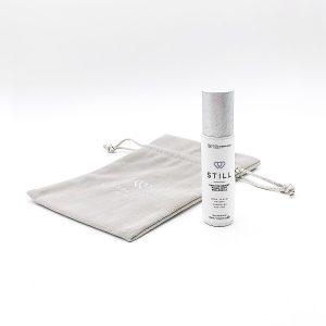 STILL – POSITIVE ENERGY PULSE POINT ROLLERBALL 10ML with velvet back - The Universal Soul Company
