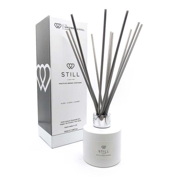 POSITIVE ENERGY DIFFUSER IN SIGNATURE FRAGRANCE STILL with box - The Universal Company